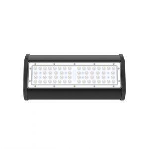 Oprawa do zawieszenia liniowego 50w w kolorze czarnym IP65 LED zwiększa pasek świetlny