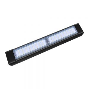 72W zwartzilveren coating IP65 LED kweeklampbalk 72 PCS SMD3030 LED's