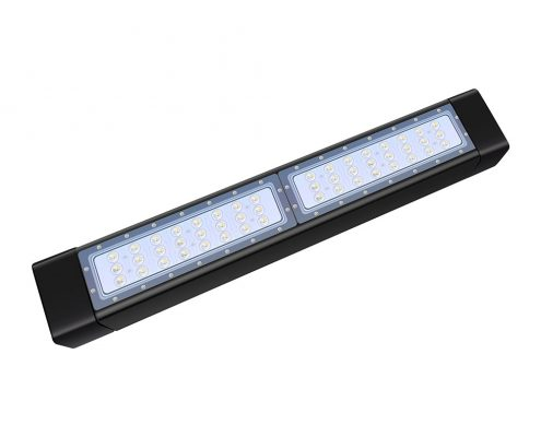 72W rivestimento nero argento IP65 LED barra luminosa crescente 72 PCS LED SMD3030