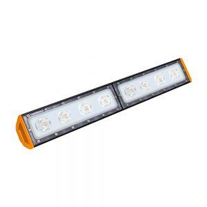 80W LED świeci światłem zastępując żarówki żarowe MH HID