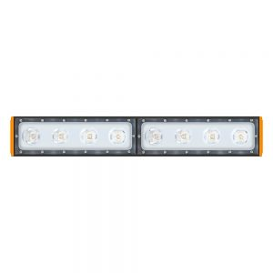Full spectrum 40w linear rigid led strip light bar for plant growth