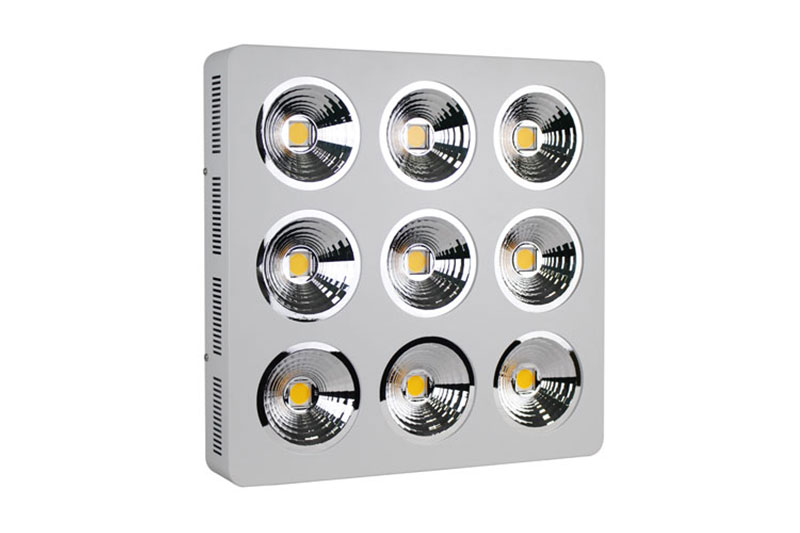 LED grow light box